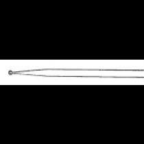 1.5mm X 95mm Round Carbide Bur