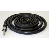 picture of MicroAire 9013-000 Zimmer/Hall Style Air Hose, 10ft