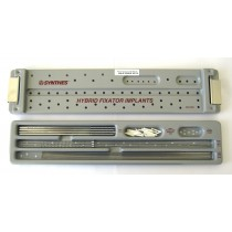 picture of Synthes 304.345 Hybrid Fixator Implant Tray