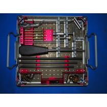 Synthes 115.955 Titanium Distal Radius Fixator Set