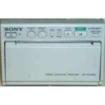 picture of sony up-870md video graphic printer