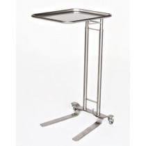 picture of (New) Whittemore Mayo Stand, 16in x 21in Stainless Steel