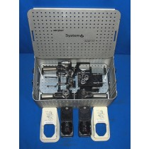 Stryker System 6 power tools set with attachments