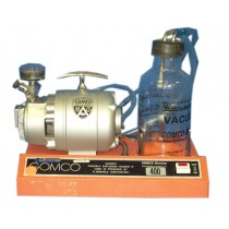 Small Gomco 400 Portable Suction Pump