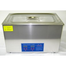 picture of (New) Ultrasonic Cleaner, 30 Liter Capacity