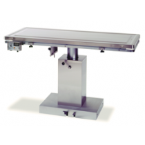 Whittemore Hydraulic Base Flat Top Veterinary Operating Table