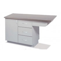"Whittemore Treatment Table 48"" Recessed knee space"