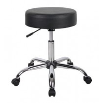 W.e. -new- Pneumatic Stool, Hand Operated