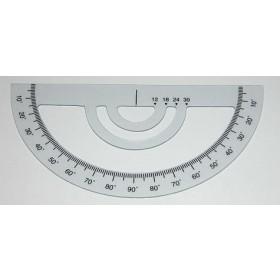 W.e. Tplo Blade Chart- Protractor