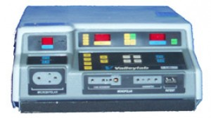 picture of valleylab force 2 esu console