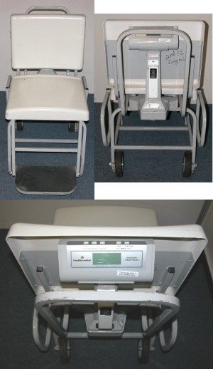 Small Healthometer 595kls Chair Scale
