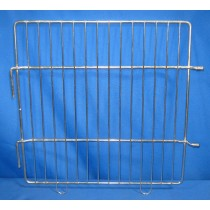 picture of Shor-Line Cage Door, 18in W x 18in H (Old Style), Hinged Left