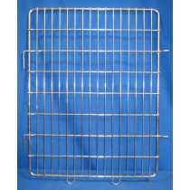 picture of Shor-Line Cage Door, 24in W x 30in H (Old Style), Hinged Left