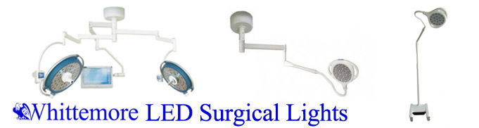 Whittemore LED Surgical Lights