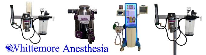 Whittemore Anesthesia Machines