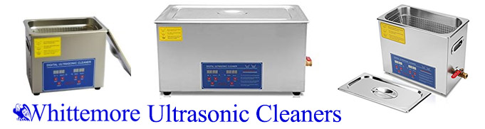 Whittemore Ultrasonic Cleaners